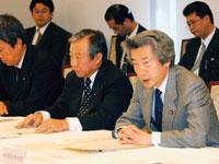 小泉首相あいさつ