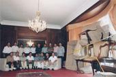 日本人人質の安否など公邸内写真